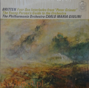 "Britten, Four Sea Interludesfrom ""Peter Grimes"", Giulini, Philadelp. Orchestra"