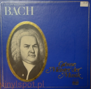 Bach, grosse meister der musik, English Chamber Orch. I in.