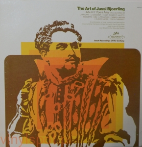 Różni, The Art of Jussi Bjoerling, Jussi Bjoerling