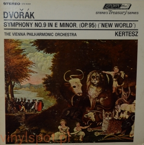 Dvorak, Symphony No.9 New World, Vienna Philh., Istvan Kertesz