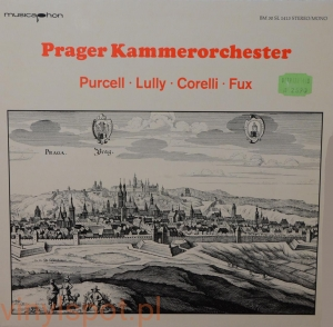 Purcell, Lully, Corelli, Fux, Różne, Prager Kammerorchester