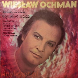 Różni, Best loved operatic aries, Wiesław Ochman