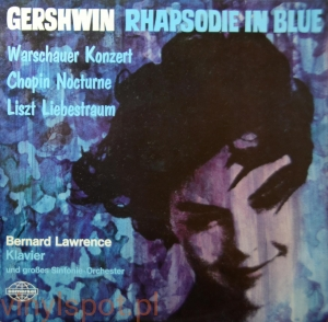 Gershwin i in., Rhapsodie in Blue i in., Bernard Lawrence