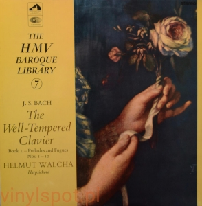 Bach, The HMV Baroque Library, Preludes und Fuges 1-24, Helmut Walcha