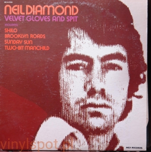 NEIL DIAMOND Velvet Gloves 1st press MCA