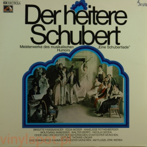 RADOSNY SCHUBERT 2 LP