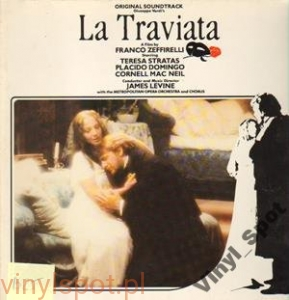 HIT VERDI Traviata STRATAS DOMINGO 2LP